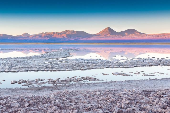 Chile tranquiliza fabricantes de automóveis preocupados com o fornecimento de lítio