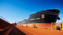 BHP completa primeiro reabastecimento de navio com biocombustível