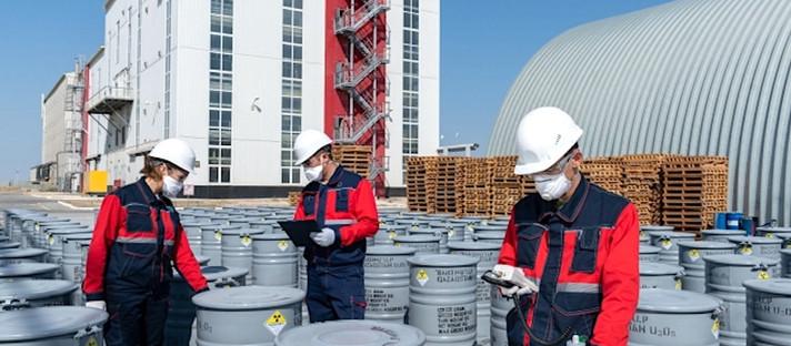 Cazaquistão afrouxa ações sobre a principal mineradora de urânio do mundo