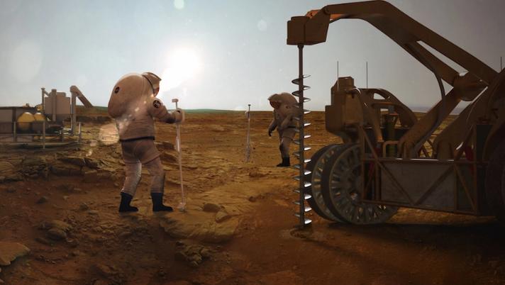 Entusiastas da mineração espacial estão animados para discutir a estrutura legal da operação