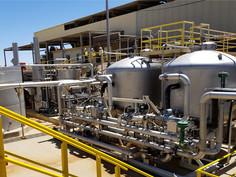 Excelsior produz o primeiro cátodo de cobre em Gunnison no Arizona