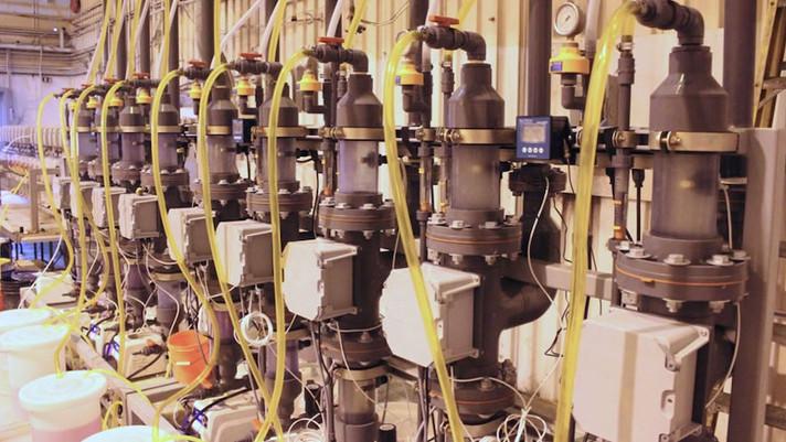 Metais de inovação para aumentar a tecnologia de extração de óxidos ETR