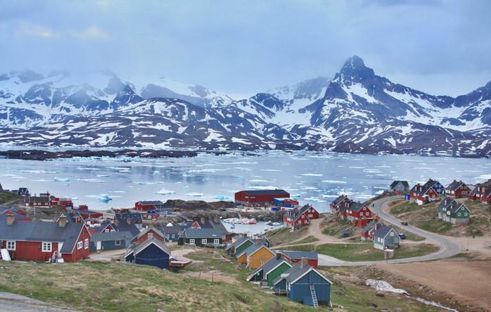 EUA nomeiam coordenador da política do Ártico, à medida que a corrida mineral esquenta