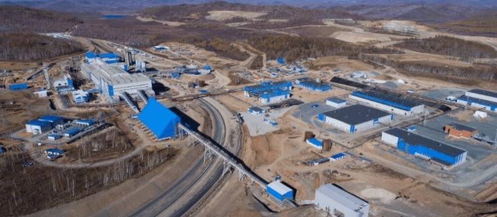 Nornickel irá desmembrar mina de cobre e ouro perto da China