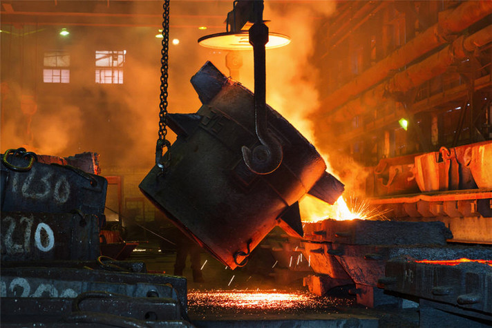 Preço do minério de ferro salta para 2021