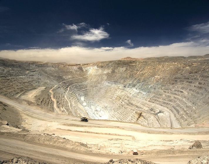Codelco manterá Chuquicamata a céu aberto por mais um ano