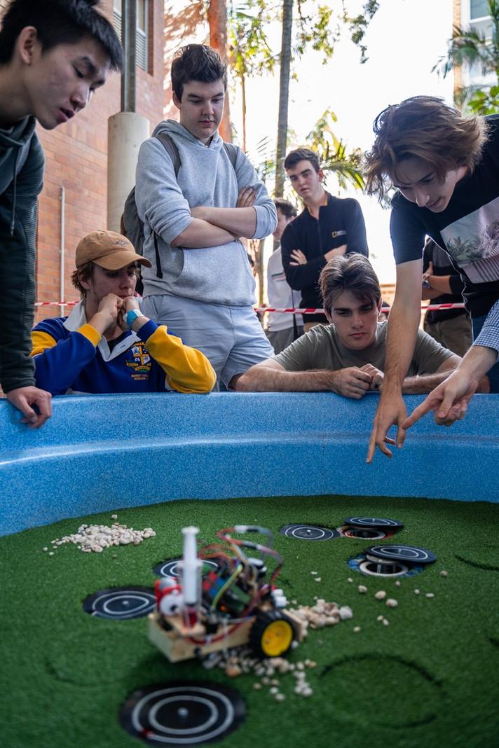 A Austrália lidera o mundo da educação em mineração