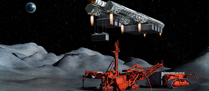 A corrida global para explorar o espaço