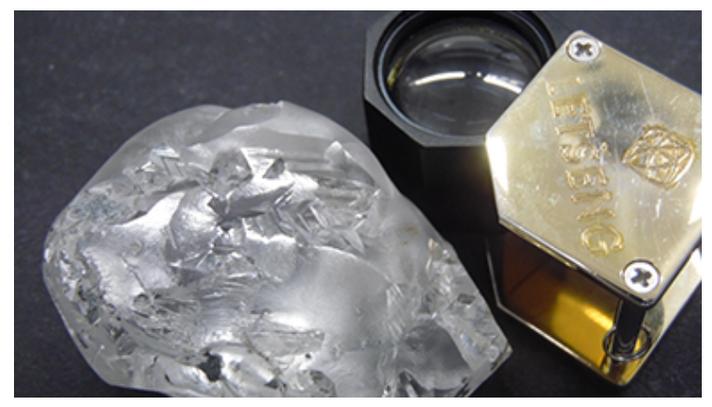 Previsão da indústria de diamantes para 2021 e além