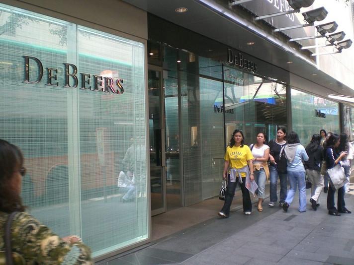 De Beers aumenta os preços dos diamantes pela primeira vez desde a pandemia