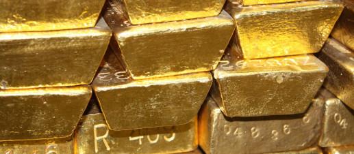 Demanda de ouro por ETFs está 6% menor