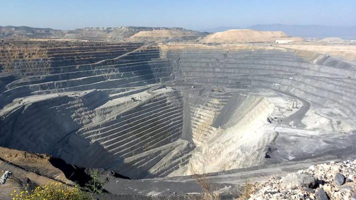 Newmont vai estender a vida da mina Peñasquito para além de 2040