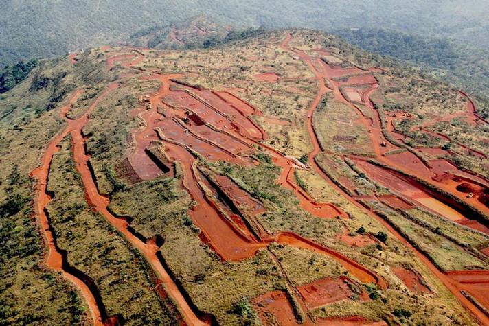 China construirá minas de minério de ferro no exterior para garantir abastecimento