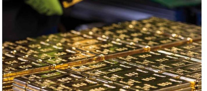 Dez países controlam 50% das reservas globais de ouro