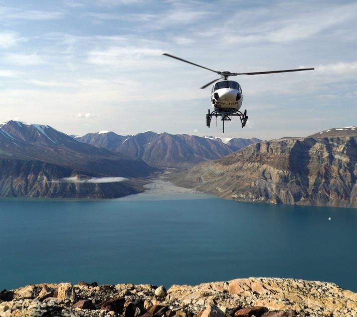 Greenfields Exploration quer adquirir uma terceira licença na Groenlândia
