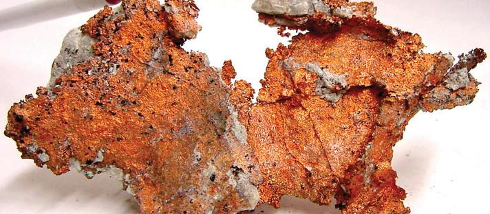 O catalisador de cobre transforma de forma eficiente o CO2 em combustíveis úteis