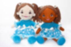 zoe and emily dolls
