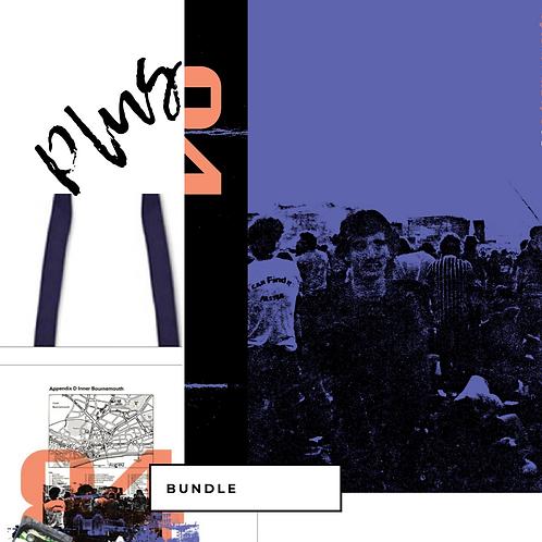 BUNDLE BAG + LIVRO 84: o álbum inglês