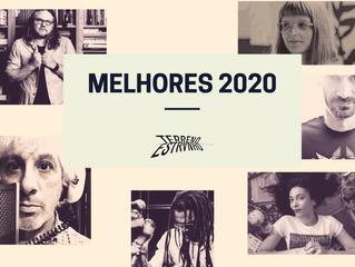 OS MELHORES DE 2020 DA TERRENO ESTRANHO
