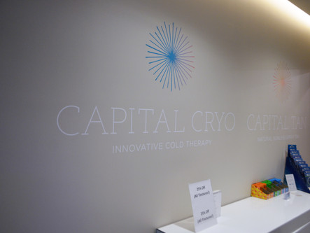 Capital Cryo: Making Whole Body Cryotherapy Accessible, Inclusive, and Welcoming