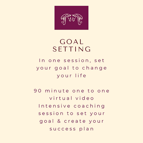 Goal Setting Coaching Session