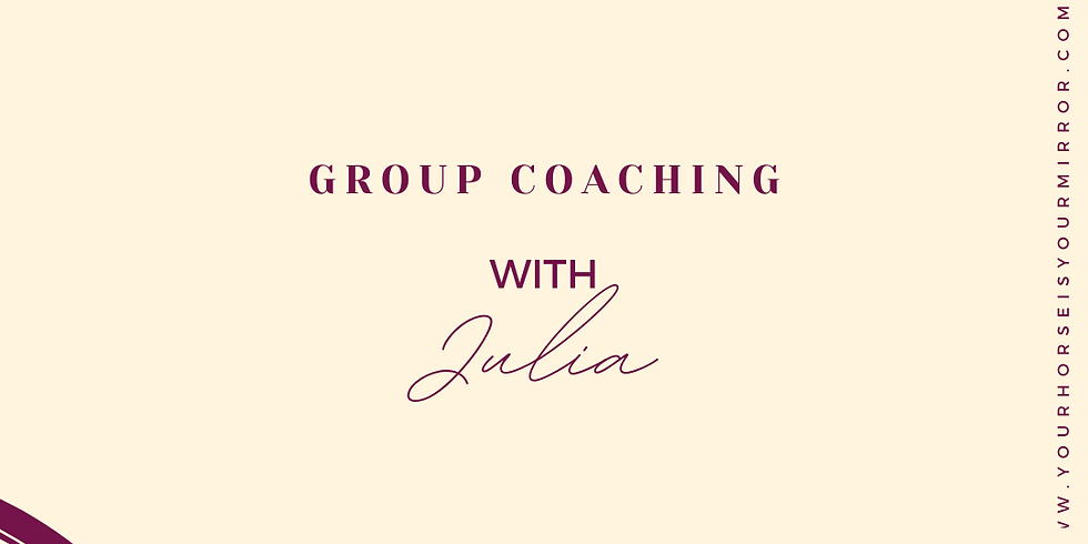 Your Road to Success Group Coaching Session