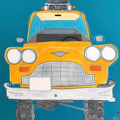 Taxi 36x24