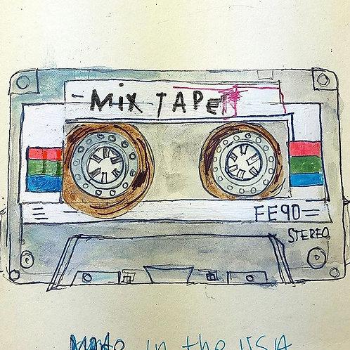 MixTape 8x10 (paper)