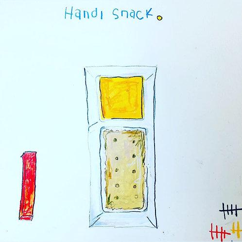 Handi snack 8x10 paper