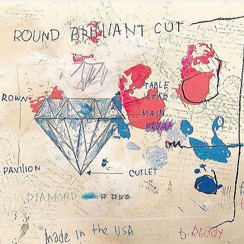 Round Brilliant Cut 16x12