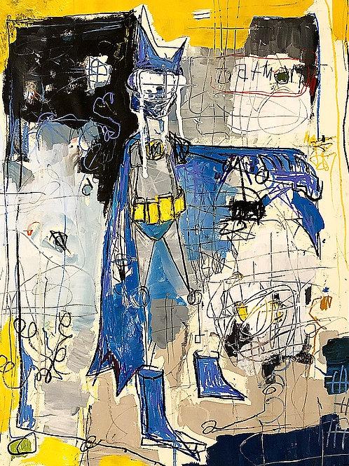 BatMan (paper) 24x18