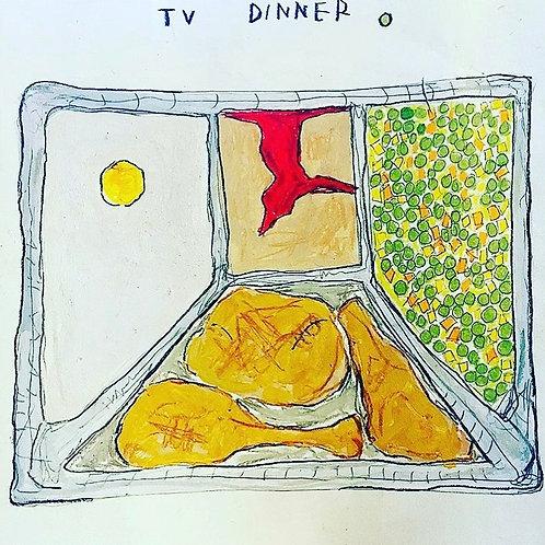 TV Dinner 11x14