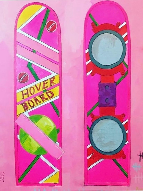 Hover board 30x40