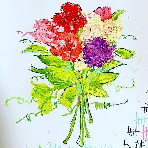 Flowers 8x10