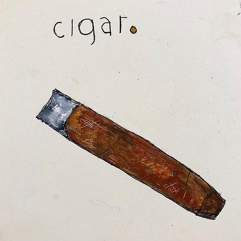 Cigar 8x10 (paper)