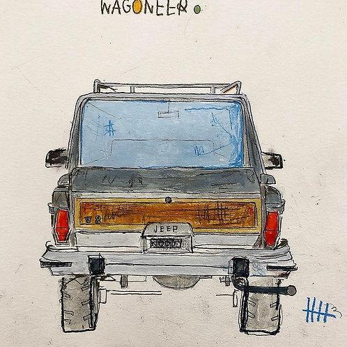 Wagoneer 8x10