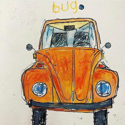 Bug 5x7 (paper)