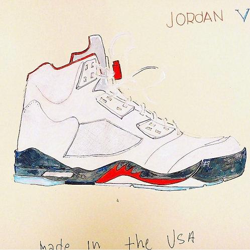Jordan 5's 16x12