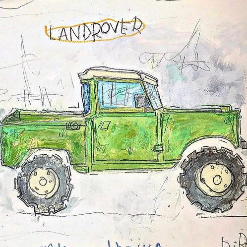 Landy Green 8x10