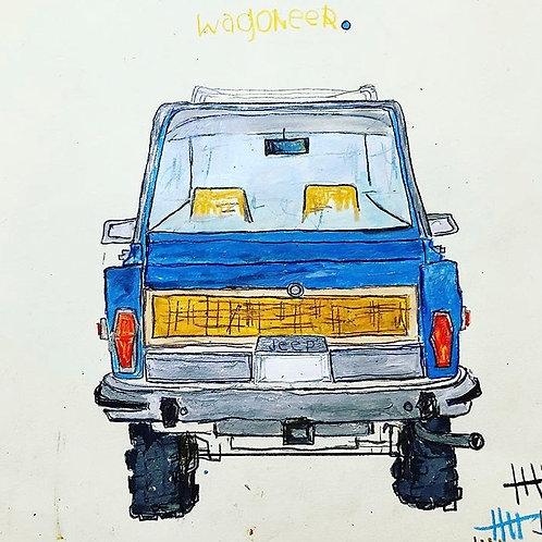 Wagoneer 8x10 (paper)