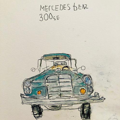 Benz (paper) 11x14
