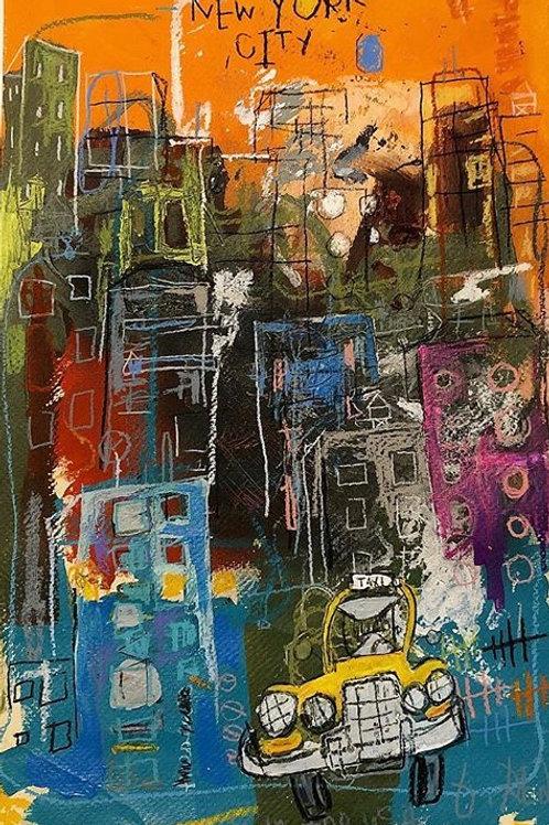 City/Bright 11x17 paper