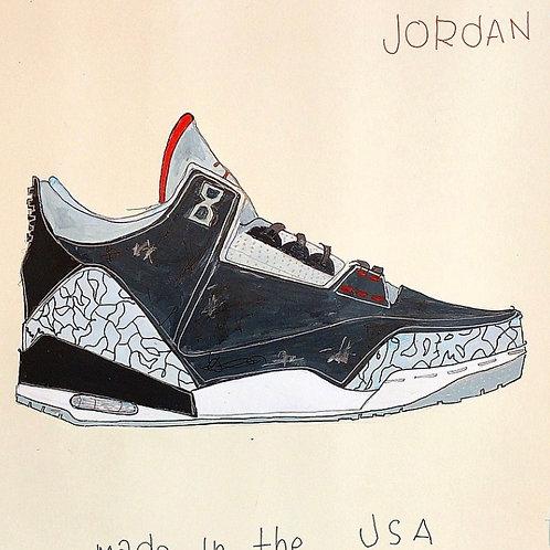Jordan 3's 16x12
