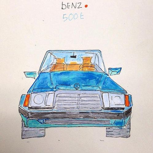 Benz 500 E 8x10