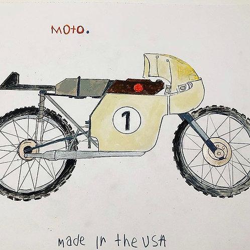 Moto 11x14 (paper)