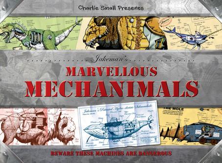 Jakemans' Marvellous Mechanimals!