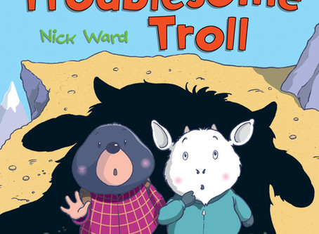 The Terrible Troublesome Troll!