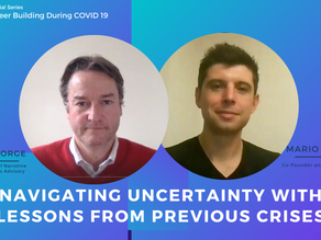 Navigating Uncertainty With Lessons From Previous Crises