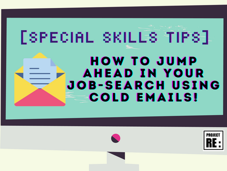 How to Jump Ahead in Your Job-Search Using Cold Emails!