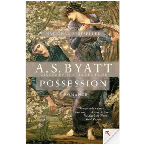Possession by AS Byatt